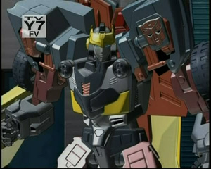 Image result for transformers cybertron hot shot & optimus prime