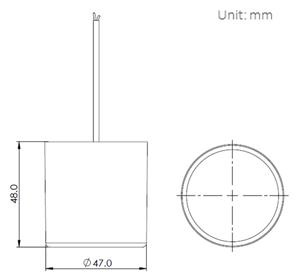 A050A Dimensions
