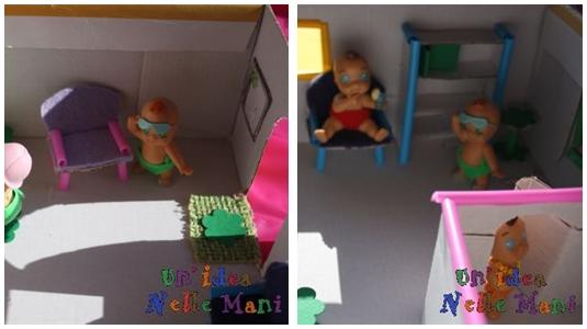 Bambini E Riciclo Come Fare Una Casa Delle Bambole