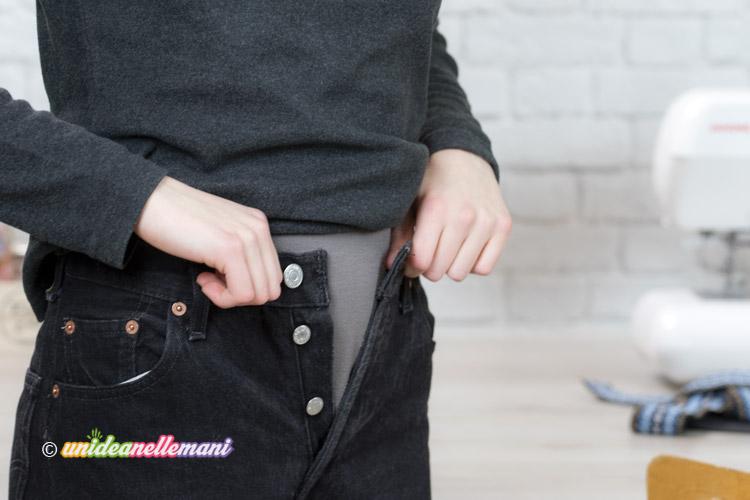 Come Allargare I Pantaloni E I Jeans In Vita Un Trucchetto