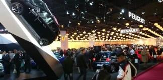 mondial de l'automobile