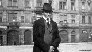 Kafka Laszlo Krasznahorkai Vagabonde