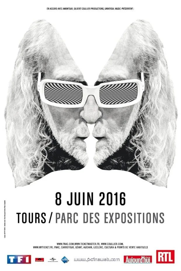 Michel Polnareff Tours