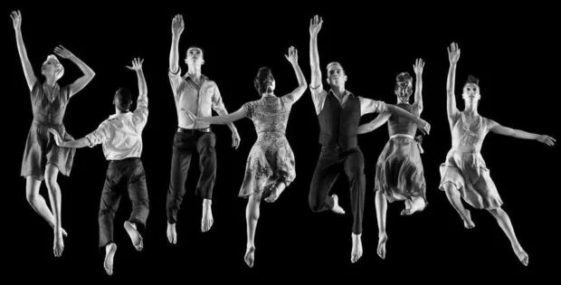 Mono Lisa, Kosmos, Harry-BJM : les Ballets jazz de Montréal