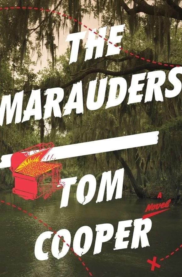 Rencontre avec Tom Cooper pour son roman Les maraudeurs
