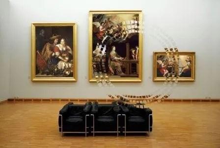 Ballade au musée Rennes