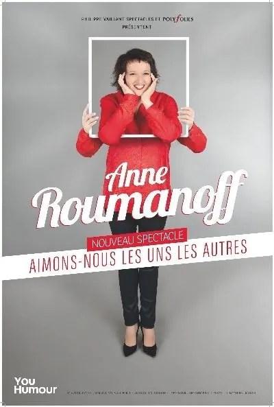Anne Roumanoff Rennes