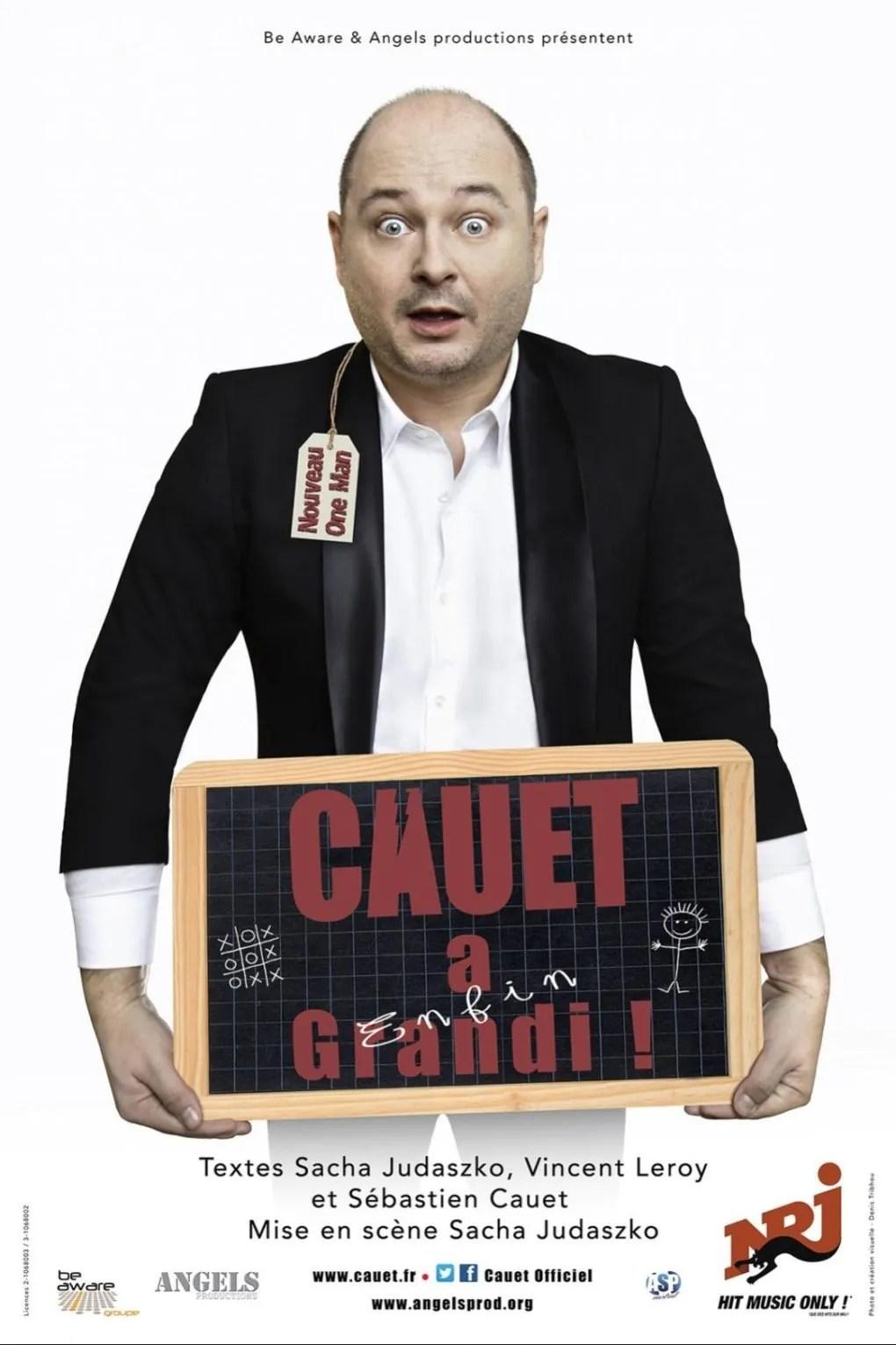 Cauet a grandi ! Nantes