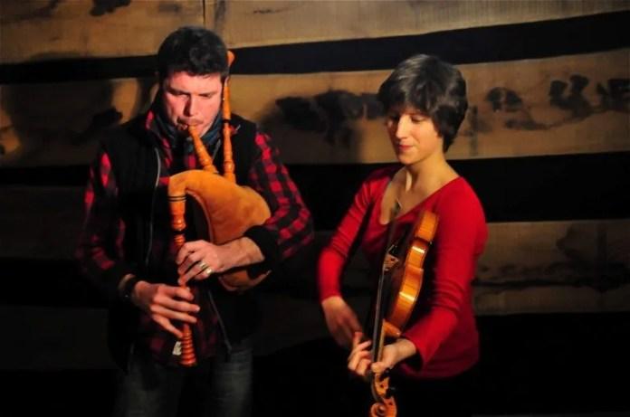 Nocturne au Château avec le duo Bouthillier-Malaunais Fougères