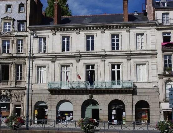 Hôtel Tétiot du Demaine - Institut Franco-Américain