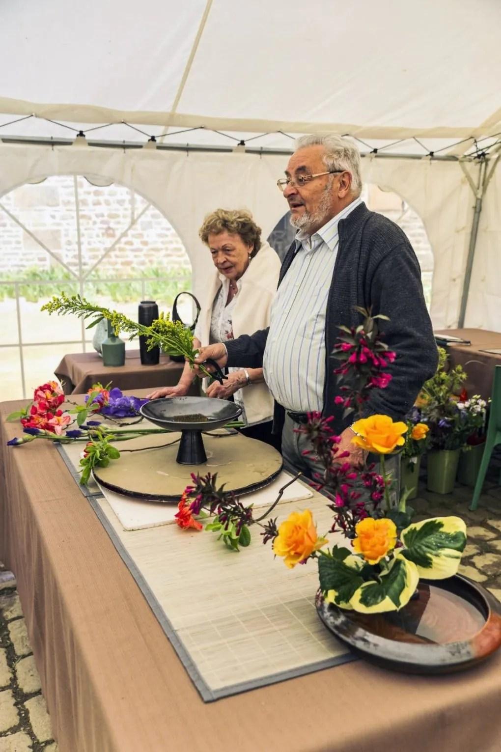 Art floral Colombiers-du-Plessis
