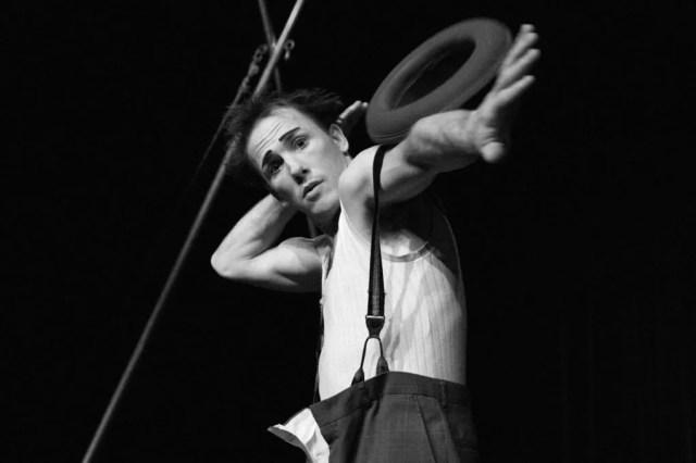 Circus Incognitus/Jamie Adkins Saint-Lô