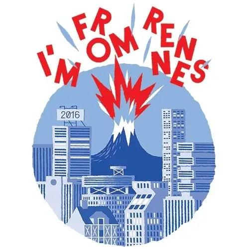 festival i'm from rennes 2016