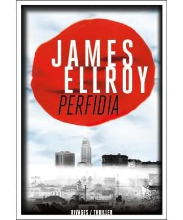 James Ellroy automne littéraire