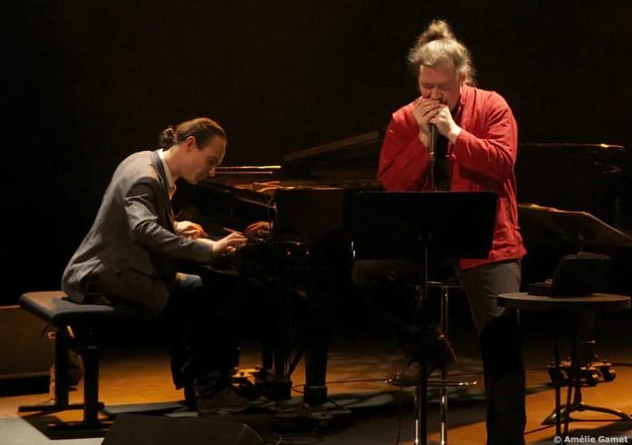 Duo jazz au Canapé Le Canapé Gif-sur-Yvette