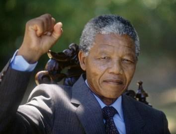 Nelson Mandela não era santo