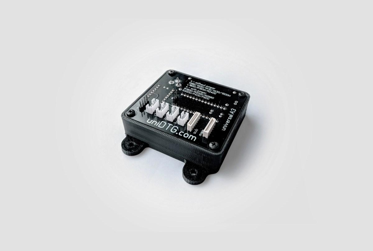 Universal A3 Dtg Controller Board  U2013 Unidtg