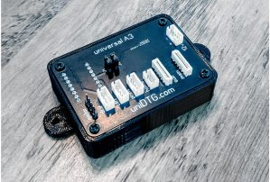 universal A3 DTG controller board