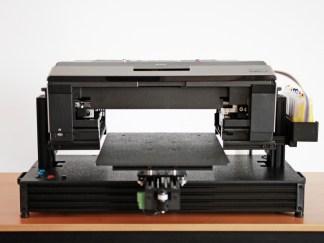 universal A3 auto-lift flatbed printer