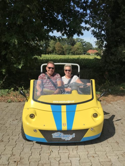 Trigger rijden uniekeuitjes.nl