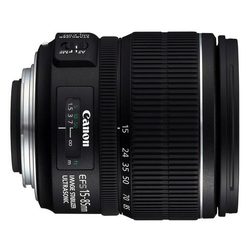 Canon EF-S 15-85mm f/3.5-5.6 IS USM SLR Standard zoom lens Nero canon ef 28-105mm f/3.5-4.5 ii usm Canon EF 28-105mm f/3.5-4.5 II USM CAOEFS1585 01 sgmConversionBaseFormat sgmEbayProductFormat