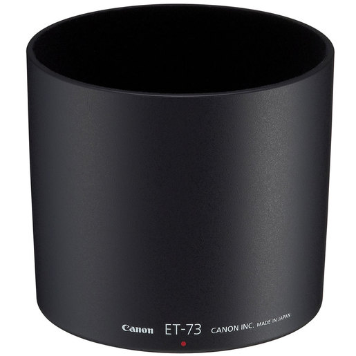Canon Lens Hood ET-73 Nero paraluce Canon EOS Rebel T6 [x] Canon EOS Rebel T6 Bundle CAO3565B001 01 sgmConversionBaseFormat sgmEbayProductFormat