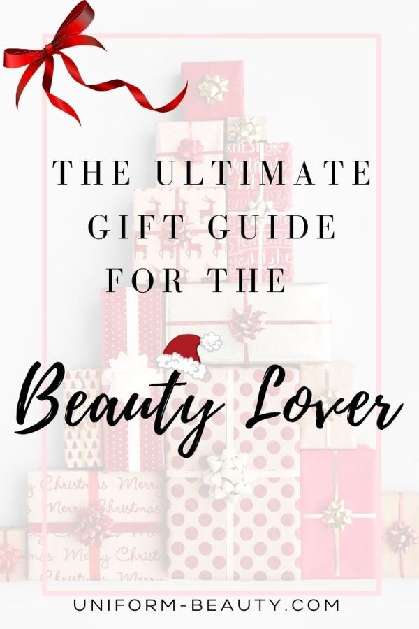 Holiday Gift Ideas For the Beauty Lover