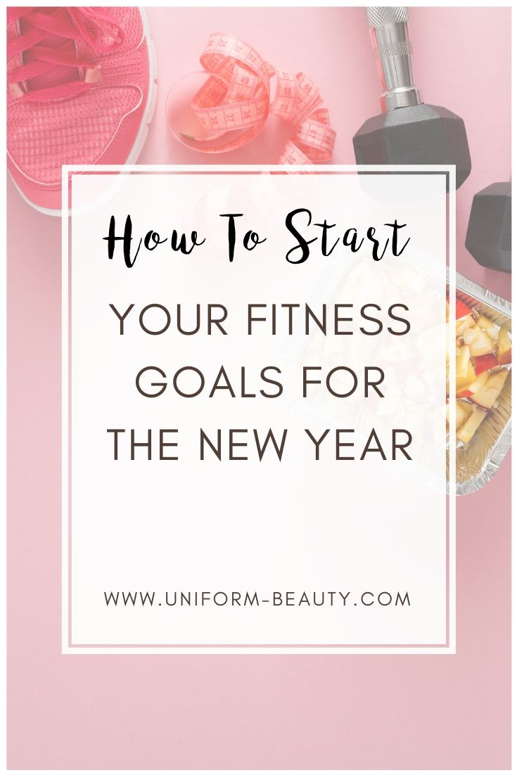 New Years Fitness Resolution
