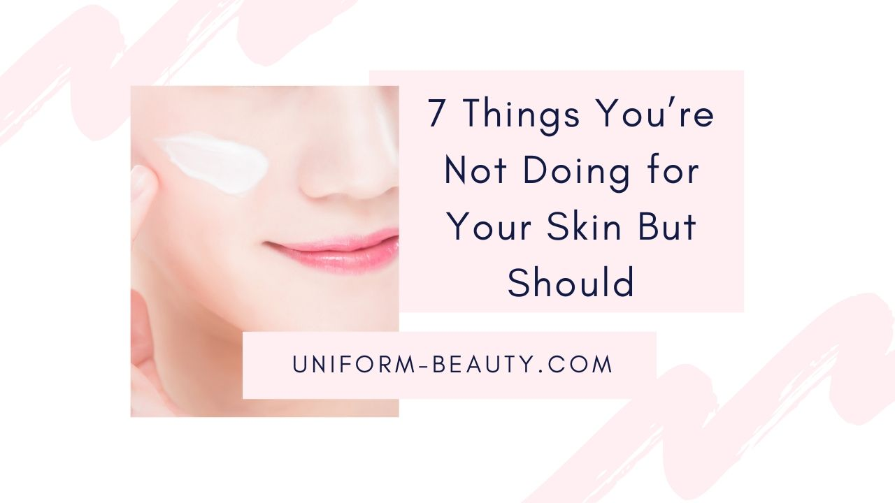 7 Things You're Not Doing for Your Skin But Should, vitamin E to rejuvenate your skin, skin routine, skin care, vitamins,skin vitamin, moisturizers