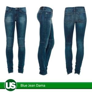 Jean Industrial para Dama