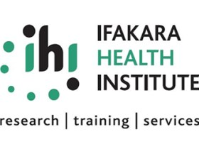 Fieldworker at Ifakara Health Institute December, 2020