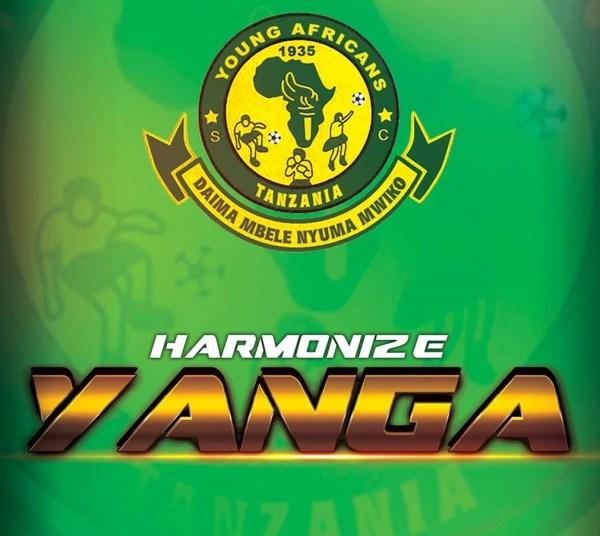 Nyimbo Mpya Ya Yanga Harmonize, Yanga Official Song Harmonize