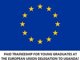 Paid European Union Traineeship In EU Delegation For Young Graduates