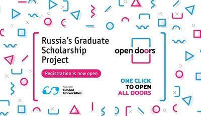 Russian Scholarship Project 2020/2021 For International Students