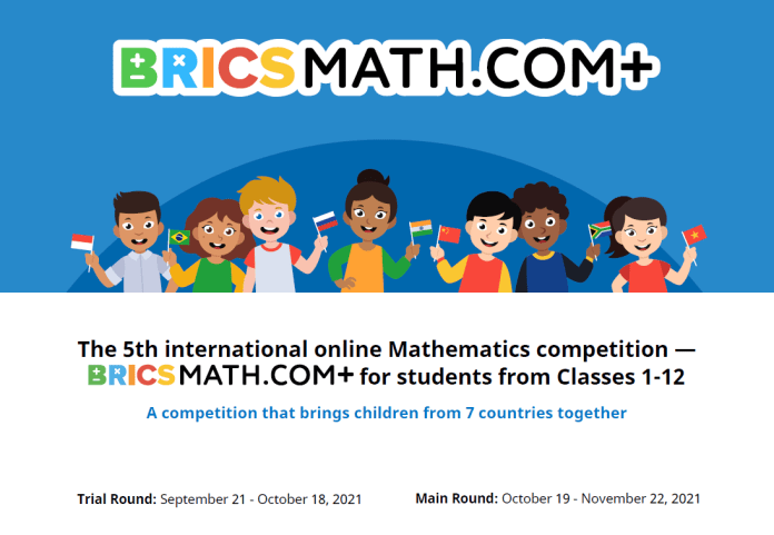 BRICSMATH competition For Students Grade 1 – 12