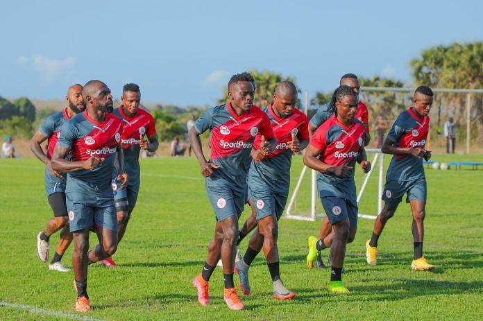 Simba Sc Face Biashara United Without Sadio Kanoute and Joash Onyango