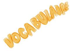 vocabulaire photo