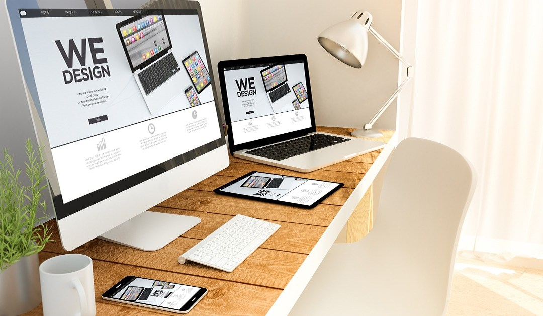 Outfit Your Small Business for Success with a Custom Website Design