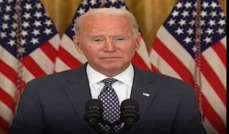 Biden says US on pace to finish evacuation mission by August 31 if Taliban cooperate