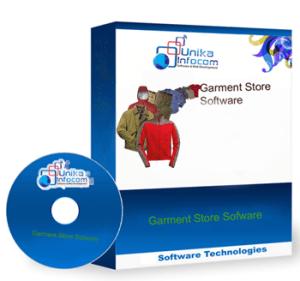 Garment Store Software