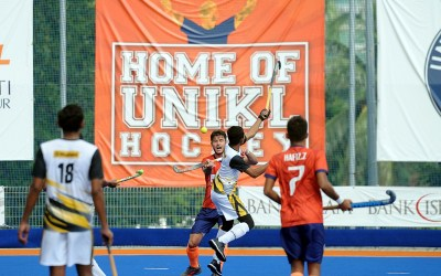Havenga scores brace as UniKL go on top
