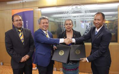 Timor Leste's IOB joins the race
