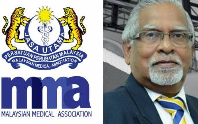 Prof Datuk Dr M. Subramaniam is new MMA President