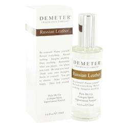 Demeter Perfume by Demeter, 4 oz Russian Leather Cologne Spray for Women