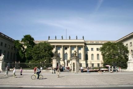 Humboldt-universitetet i Berlin, et av universitetene som UiA har utvekslingsavtale med. (Foto: hu-berlin.de)