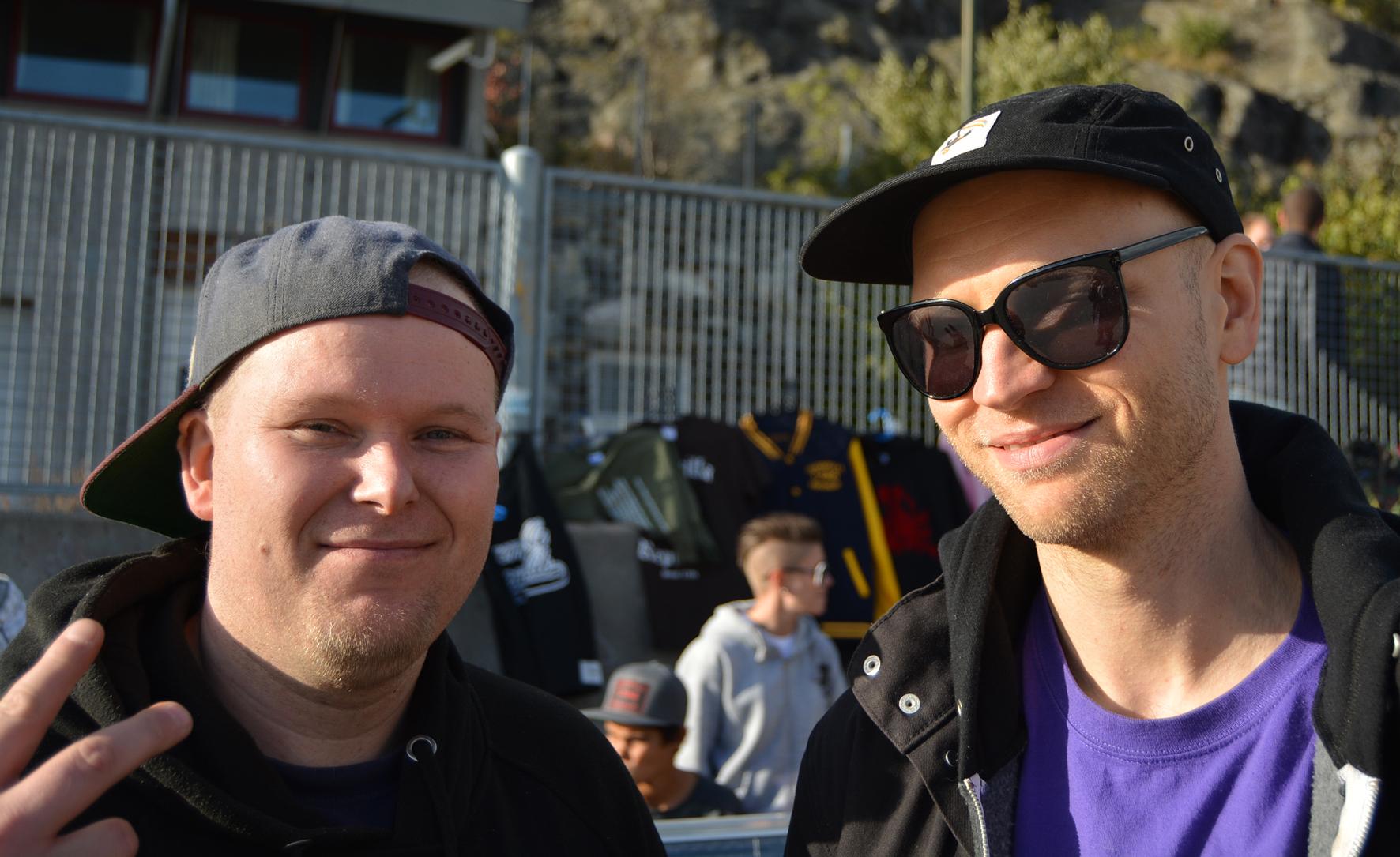 Ekte hip-hop streetparty i Kristiansand