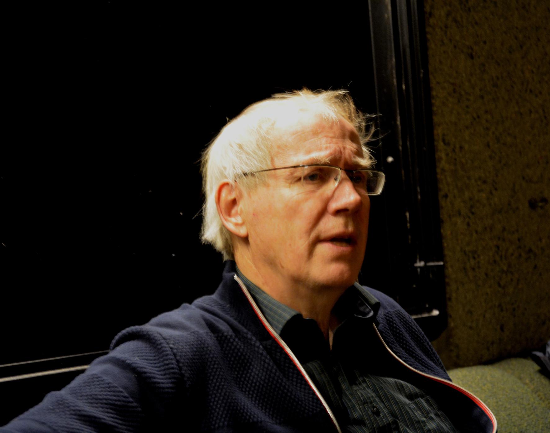 Oscar-nomineret Malmros betaget af filmmiljøet i Kristiansand