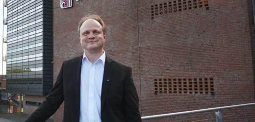 Frank Reichert riktig valgt til UiAs nye rektor