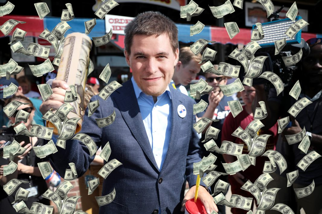 Velferdstinget vedtar borgerlønn til studentforeningene