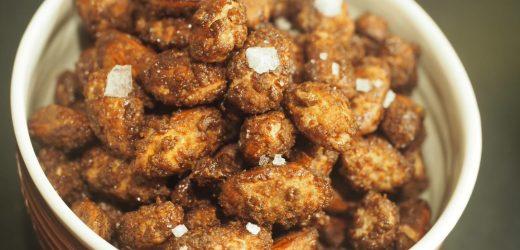 Oppskrift: Brente kryddernøtter